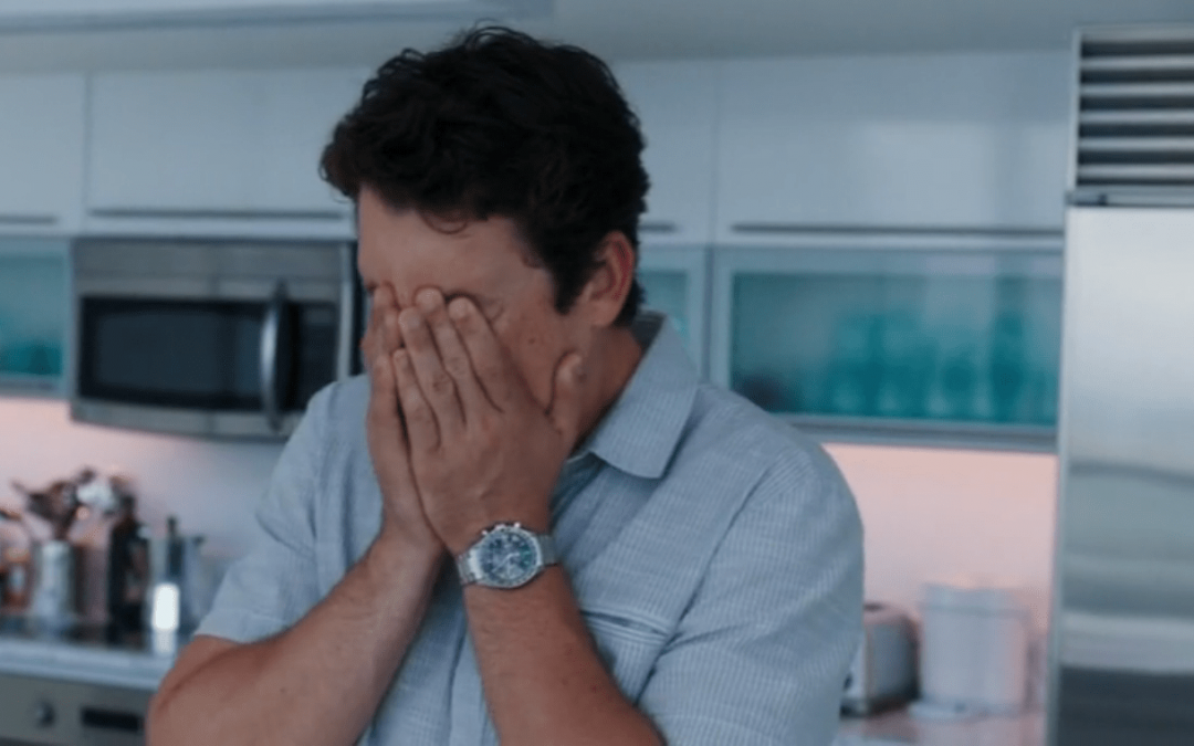 Can you identify David Packouz's watch in War Dogs?