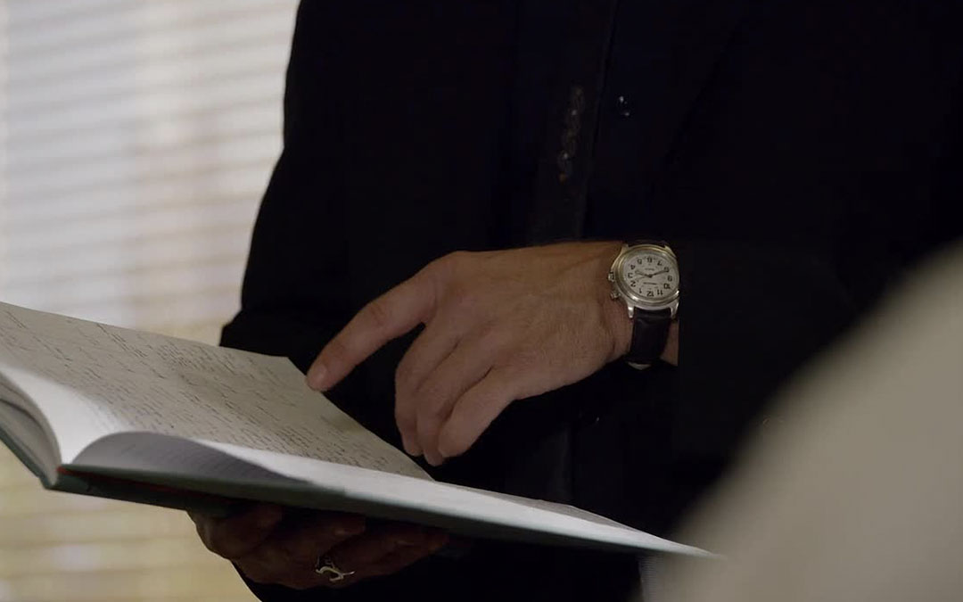 Can you identify Raylan Givens' watch in Justified