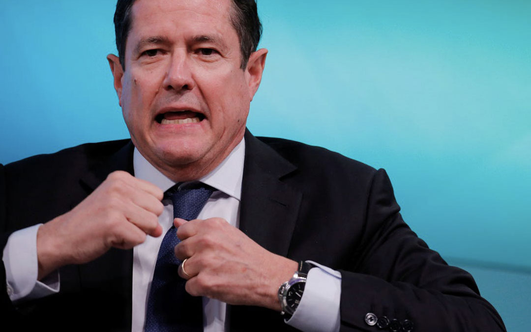 CEO of Barclays Jes Staley