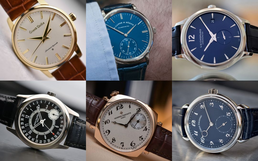 5 Big Mistakes when wearing a Dress Watch