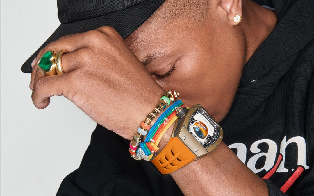 The Richard Mille RM 52-05 Pharrell Williams