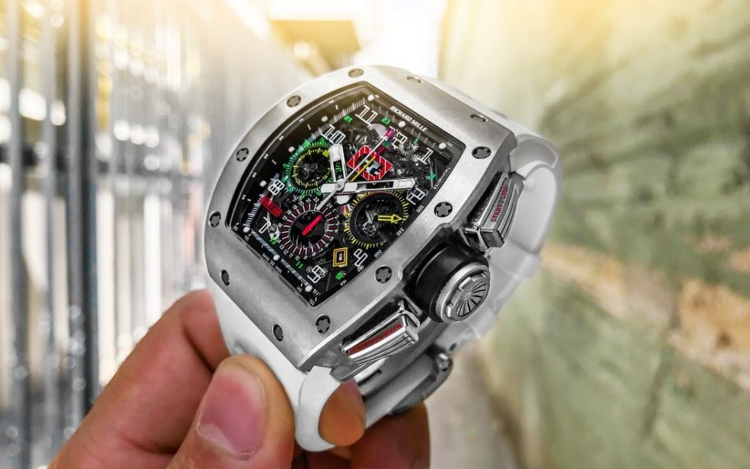 A Review of the Richard Mille RM 11-02 GMT