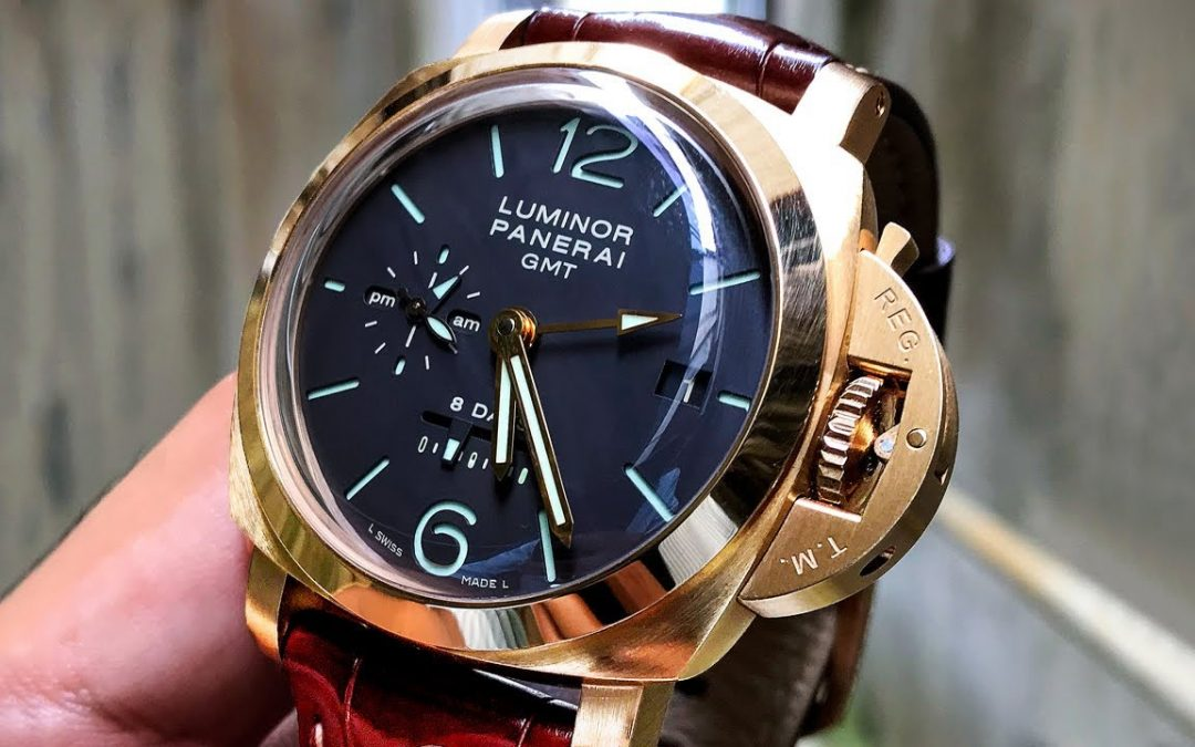A review of the Panerai Radiomir
