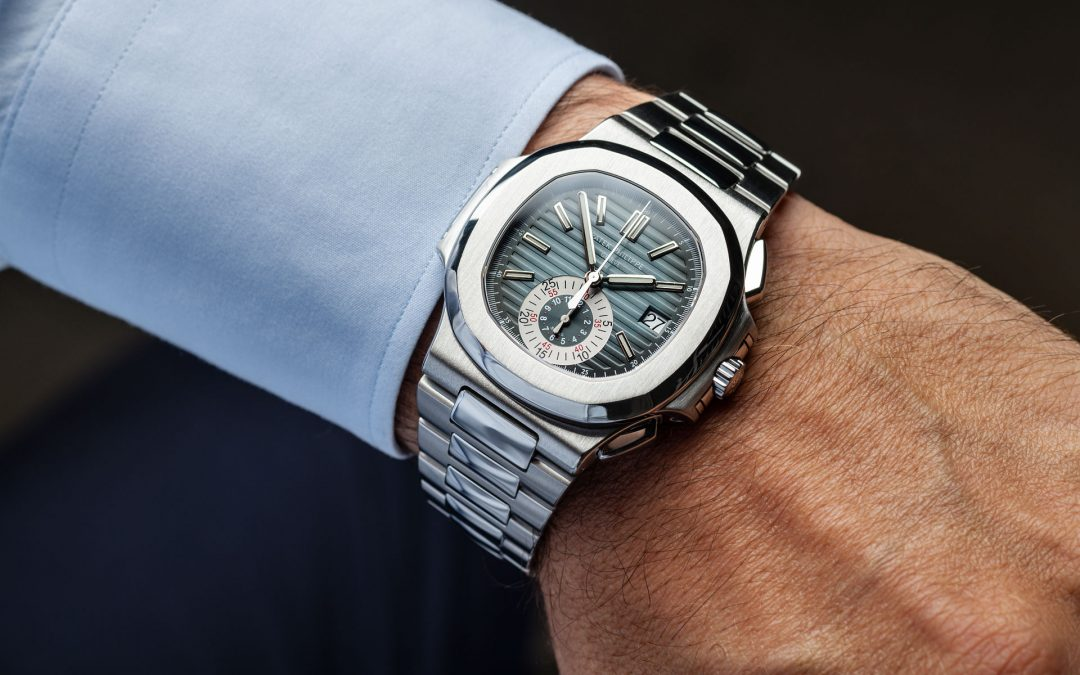 A Review of the Patek Philippe Nautilus 5980