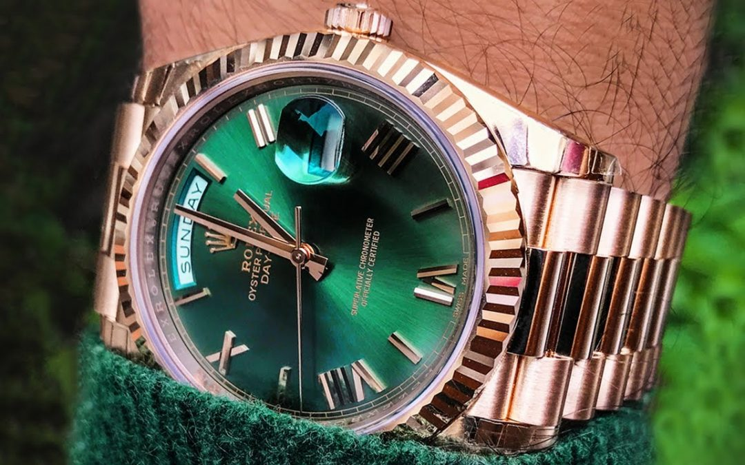 A Review of the Rolex Day-Date 40mm