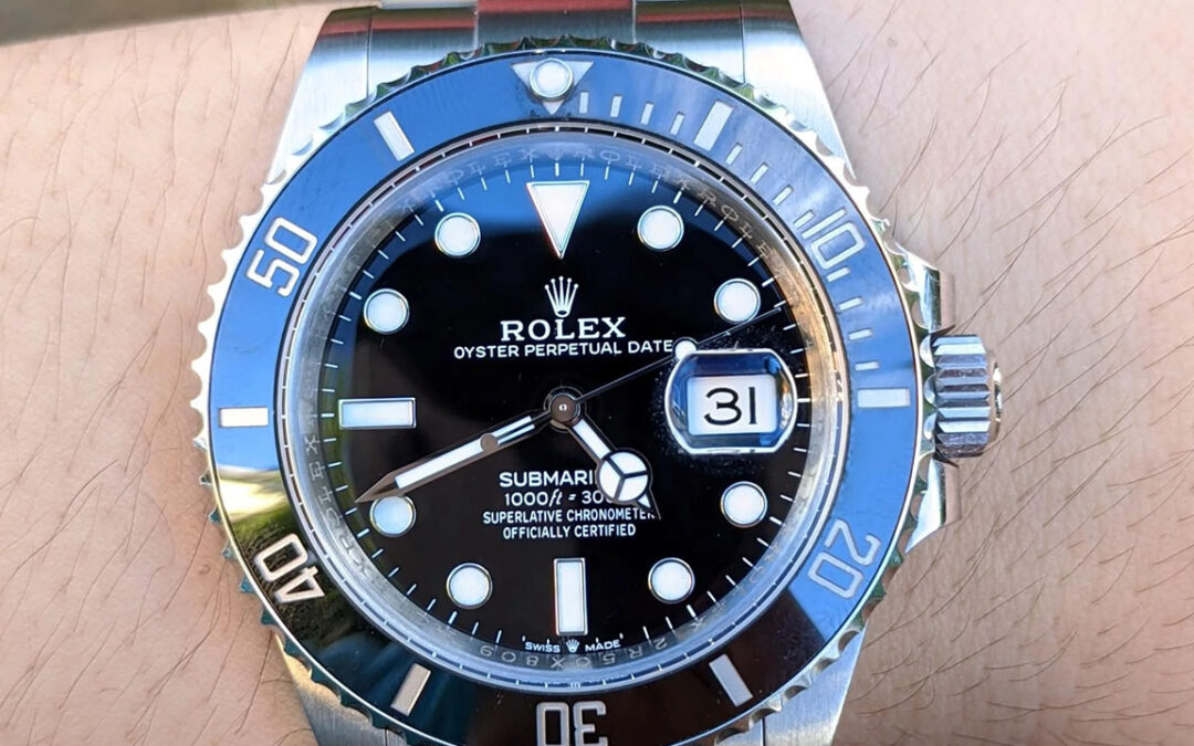 Is the VSF Rolex Submariner 126610LN worth the hype?