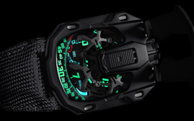 10 Watches With Non-Traditional Displays Of Time