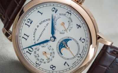 Why The Annual Calendar Is One Of Watchmaking's Finest Complications